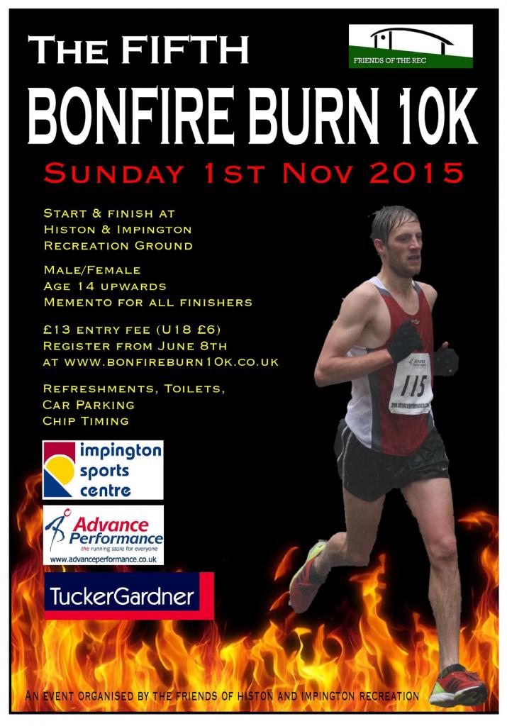 bonfire burn 2015